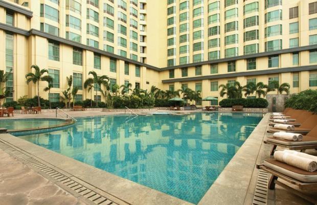 фото отеля AG New World Manila Bay Hotel (ех. Hyatt Hotel & Casino Manila) изображение №1