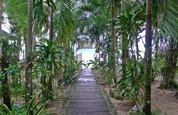 фото La Salangane Caalan Beach Villa изображение №14