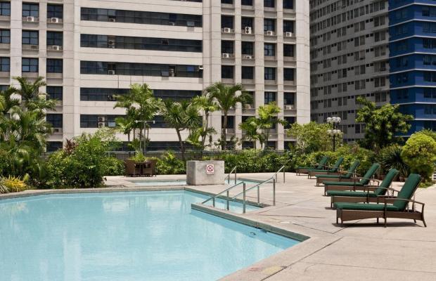 фотографии отеля Crowne Plaza Galleria изображение №19