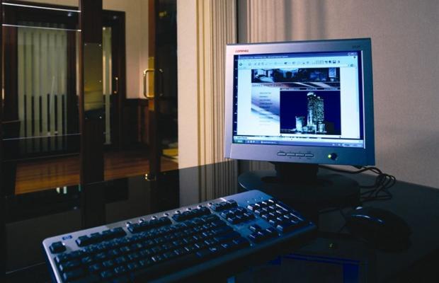 фото Grand Nile Tower (ex. Grand Hayatt Cairo) изображение №6
