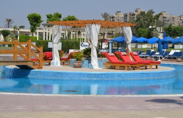 фотографии Pyramids Park Resort Cairo (ех. Intercontinental Pyramids) изображение №20