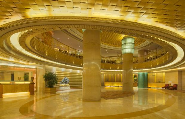 фотографии Radisson Blu Hotel Shanghai New World изображение №24