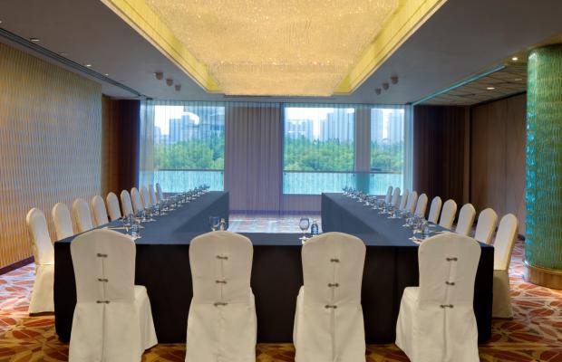 фото отеля Radisson Blu Hotel Shanghai New World изображение №5