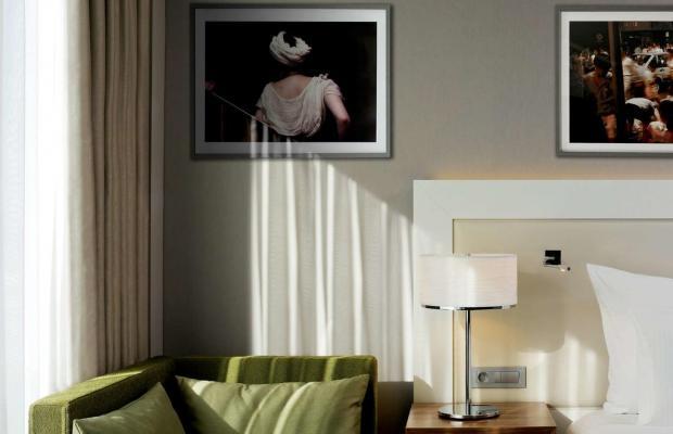 фотографии отеля Pullman Paris Centre - Bercy изображение №15