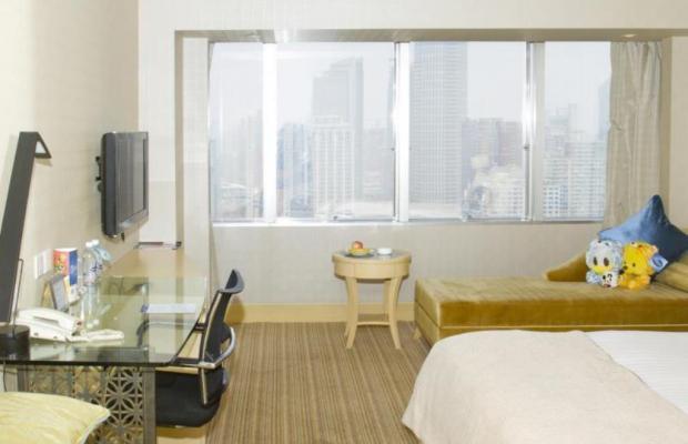 фото отеля Jin Jiang Tower изображение №21