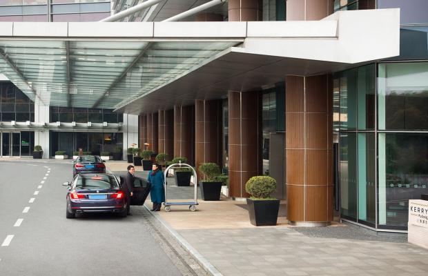 фотографии Kerry Hotel Pudong изображение №64