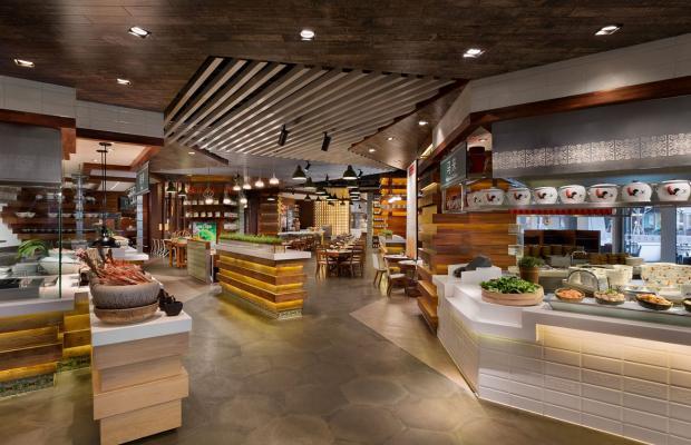 фото отеля Kerry Hotel Pudong изображение №37