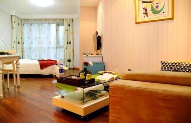 фото Kingland Serviced Apartment изображение №18