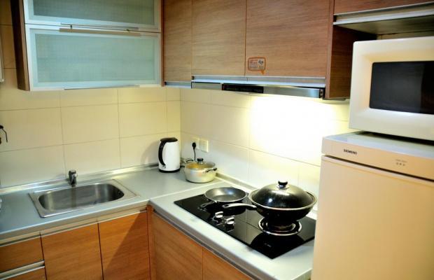 фото Kingland Serviced Apartment изображение №14