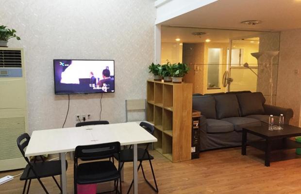 фото отеля Tongji Garden Apartment Hotel Shanghai (ex. Tong Ji Garden Service Apartment) изображение №29