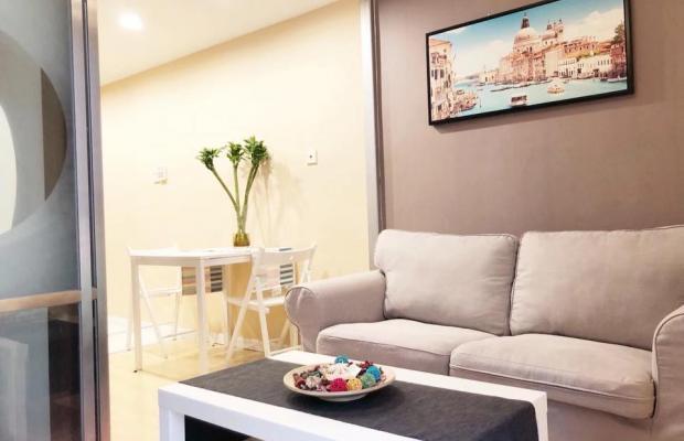 фотографии отеля Tongji Garden Apartment Hotel Shanghai (ex. Tong Ji Garden Service Apartment) изображение №11
