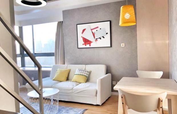 фотографии отеля Tongji Garden Apartment Hotel Shanghai (ex. Tong Ji Garden Service Apartment) изображение №3