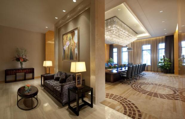 фотографии отеля Hilton Guangzhou Baiyun изображение №31
