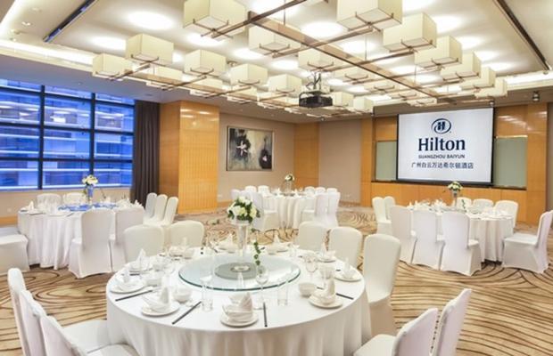 фото Hilton Guangzhou Baiyun изображение №10
