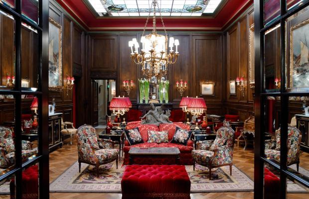 фотографии отеля Sacher Wien изображение №27