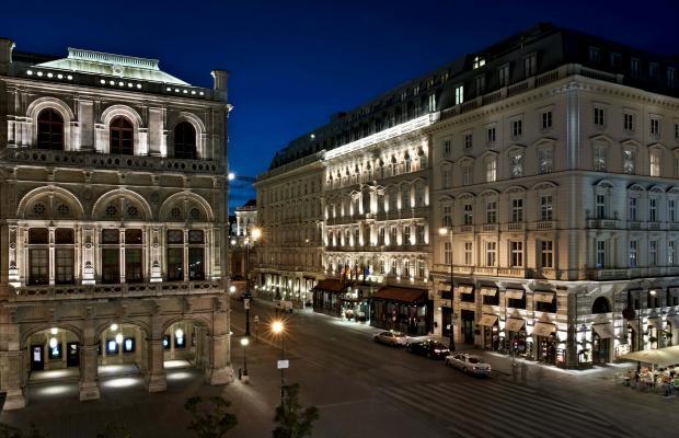 фото отеля Sacher Wien изображение №13