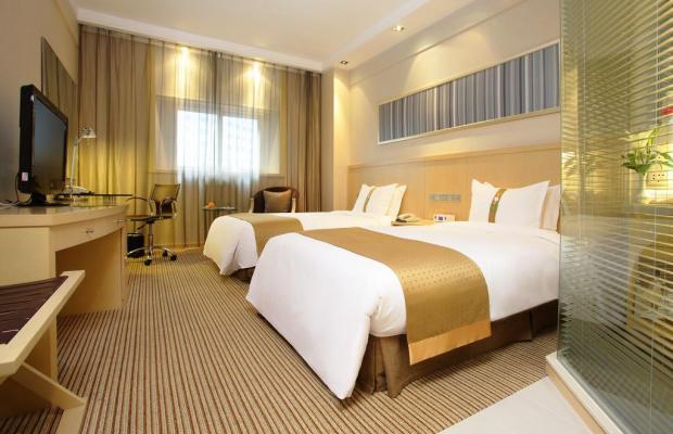 фотографии отеля Holiday Inn Downtown Shanghai изображение №83