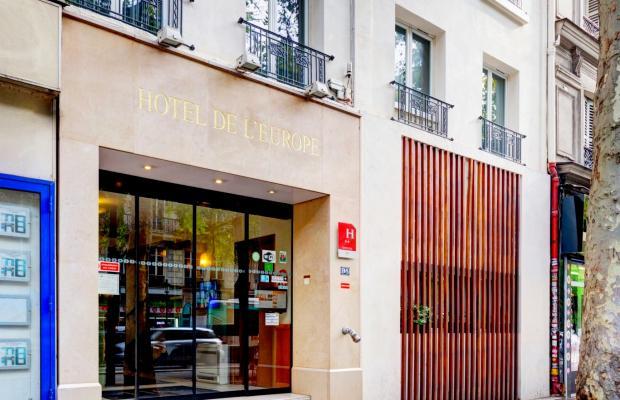 фото Hotel de l'Europe изображение №2