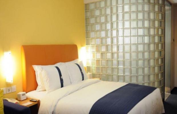 фото Holiday Inn Express Shanghai Wujiaochang изображение №10