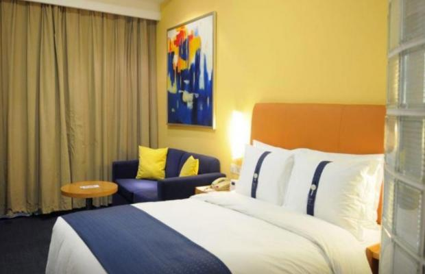 фотографии отеля Holiday Inn Express Shanghai Wujiaochang изображение №7
