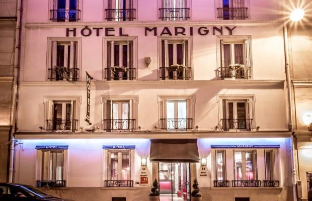 фото отеля Hotel Opera Marigny изображение №1