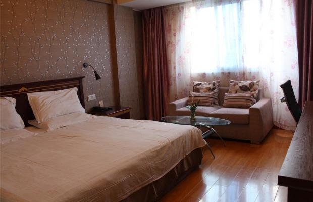 фотографии Yiting Four Season Hotel - Shanghai Dongfang Road Branch (ex. Yiting 6+e Hotel Shanghai Lujiazui) изображение №4