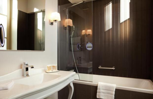 фотографии отеля Accor Hotel Stendhal Place Vendome Paris - MGallery by Sofitel изображение №27