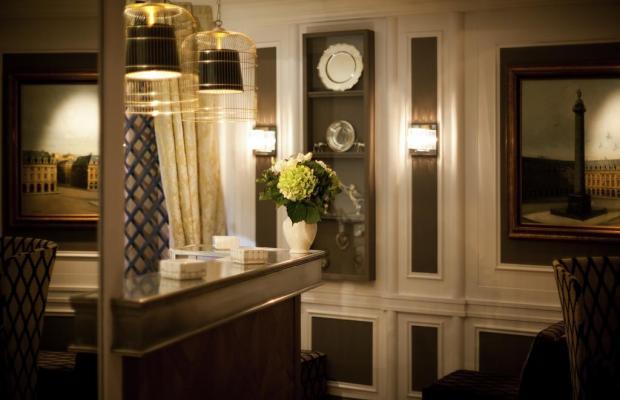 фото отеля Accor Hotel Stendhal Place Vendome Paris - MGallery by Sofitel изображение №25