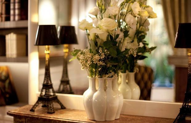 фотографии отеля Accor Hotel Stendhal Place Vendome Paris - MGallery by Sofitel изображение №7
