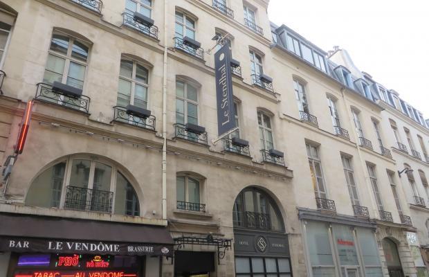 фото отеля Accor Hotel Stendhal Place Vendome Paris - MGallery by Sofitel изображение №1
