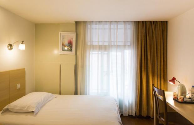 фото Motel 168 Shanghai Changping Road изображение №22