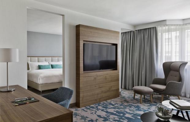 фотографии Vienna Marriott Hotel изображение №24