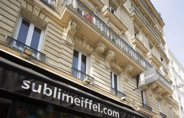 фотографии Hotel Sublim Eiffel изображение №40