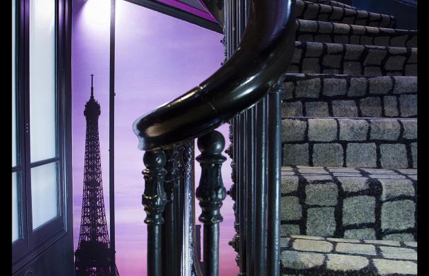 фотографии отеля Hotel Sublim Eiffel изображение №35