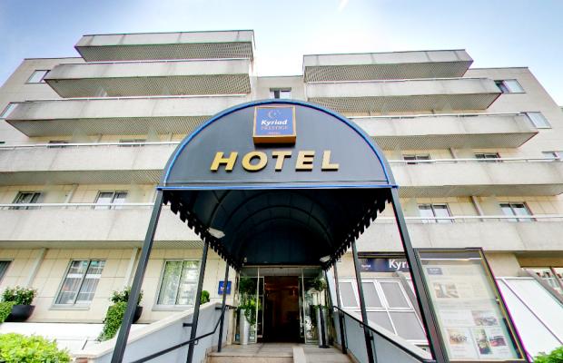 фото отеля Kyriad Prestige Paris Ouest Boulogne изображение №1
