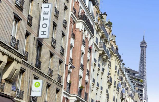 фото отеля Campanile Paris 15 - Tour Eiffel изображение №1