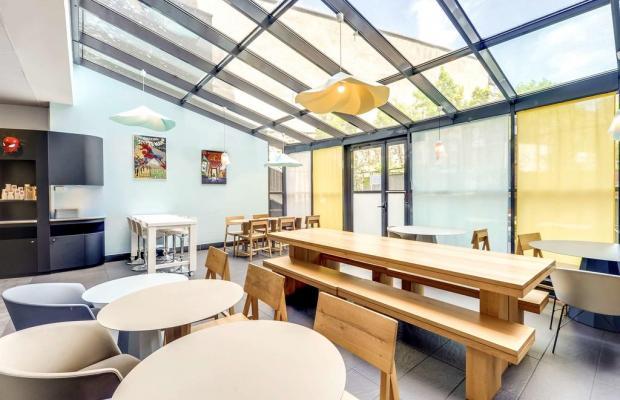 фото Novotel Suites Paris Nord 18eme изображение №14