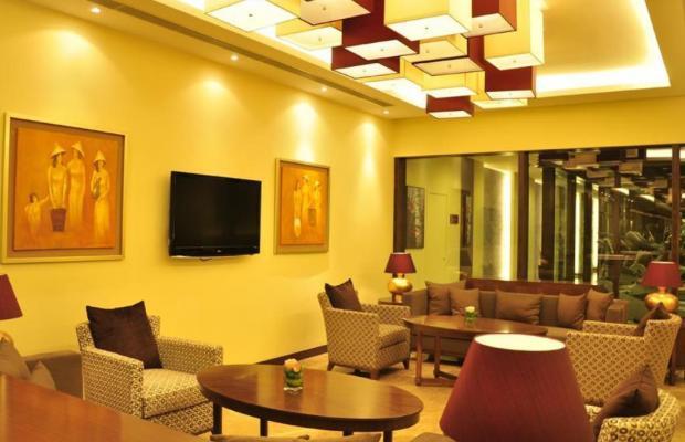 фотографии отеля Oakwood Residence Shanghai изображение №31