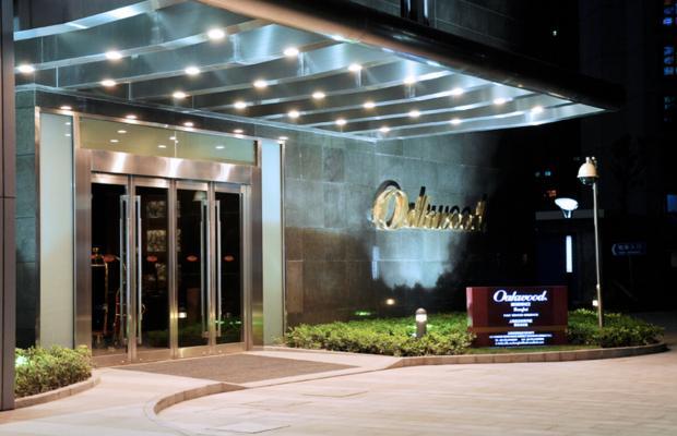 фотографии Oakwood Residence Shanghai изображение №20