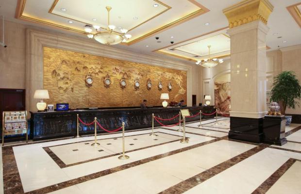 фото отеля Oriental Riverside Hotel Shanghai изображение №69