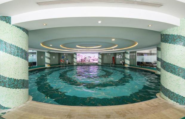 фото отеля Oriental Riverside Hotel Shanghai изображение №49