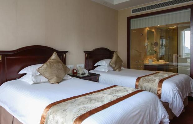 фотографии отеля Oriental Riverside Hotel Shanghai изображение №43