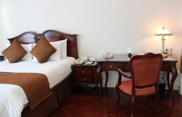 фото отеля Oriental Riverside Hotel Shanghai изображение №5