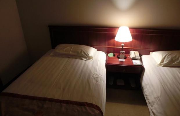фотографии отеля Shanghai Airlines Travel Hotel Pudong Airport изображение №11