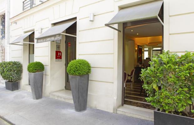 фото отеля Le Chaplain Paris Rive Gauche изображение №1