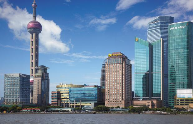 фото отеля Shangri-La Pudong  изображение №1