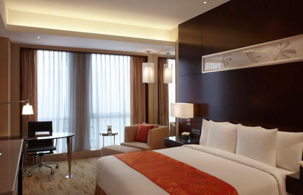 фото отеля Courtyard by Marriott Shanghai Jiading изображение №9