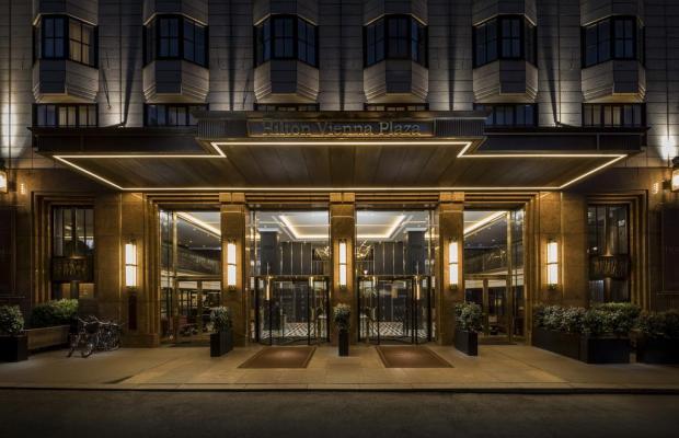 фото отеля Hilton Vienna Plaza изображение №45