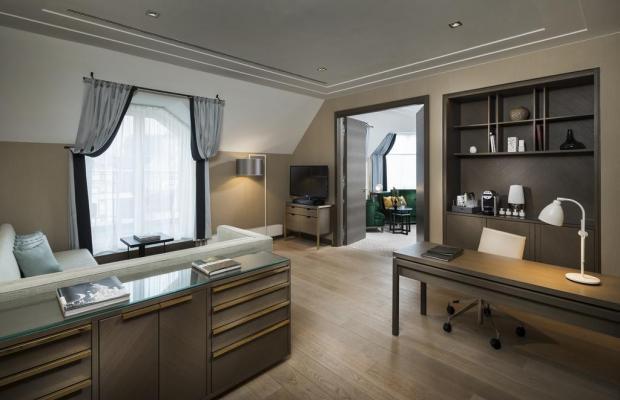 фотографии отеля Hilton Vienna Plaza изображение №3