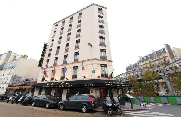 фото отеля Eiffel Villa Garibaldi изображение №1